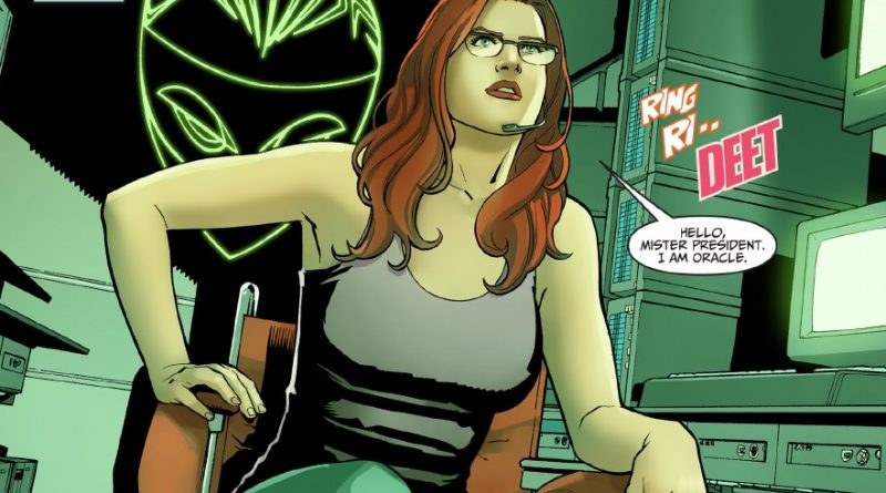 Barbara Gordon Oracle