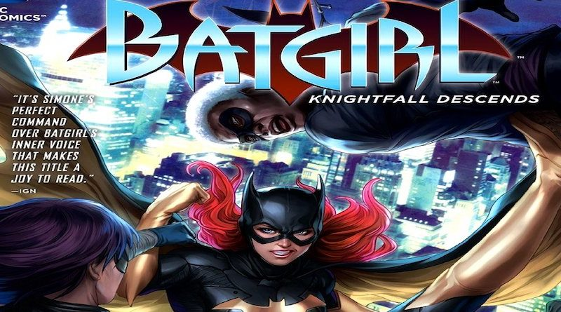 Batgirl Knightfall Descends Review