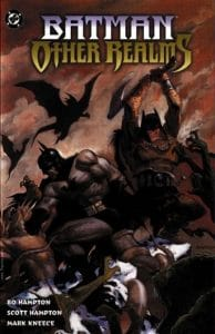 Batman Other Realms Cover