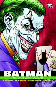 Batman The Man Who Laughs Cover