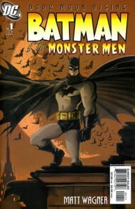 Batman and the Monster Men Cover