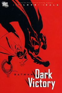 Dark Victory Cover