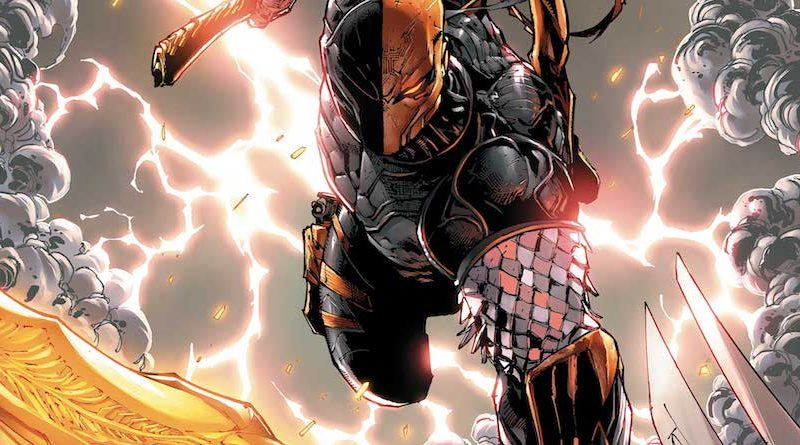 Deathstroke Volume 2 God Killer Review