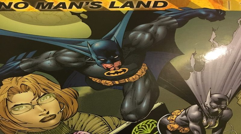 Batman: No Mans Land Volume 1 Review