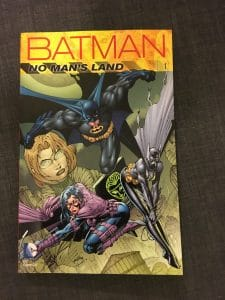 Batman No Mans Land Volume 1 Front