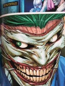 Joker face on joker face