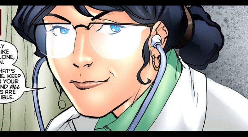 Leslie Thompkins Young