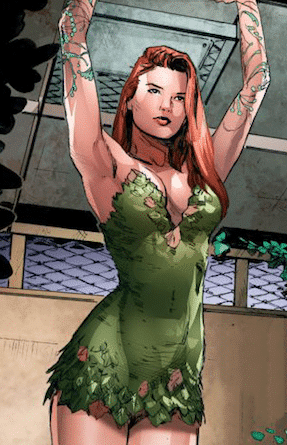 Poison Ivy New 52
