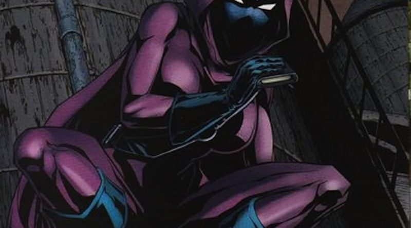 Stephanie Brown Spoiler