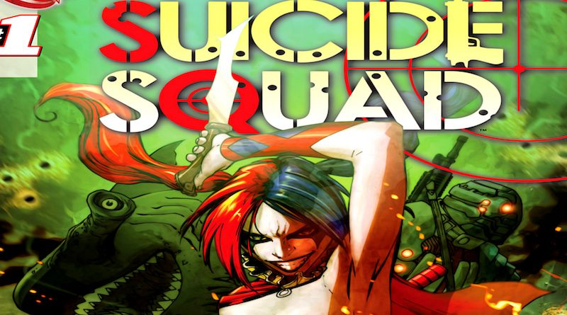 Suicide Squad Kicked in the Teeth Review