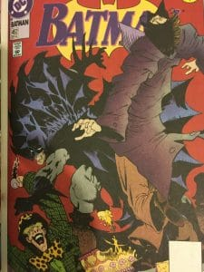 Riddler Knightfall