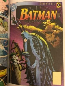 Batman Joker Scarecrow Knightfall