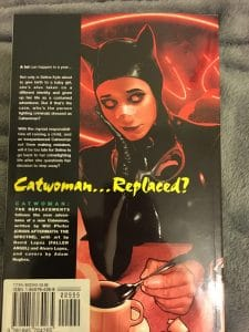 Catwoman the Replacements Back