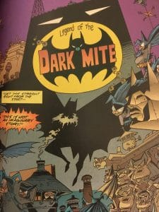 Legend of the Dark Mite