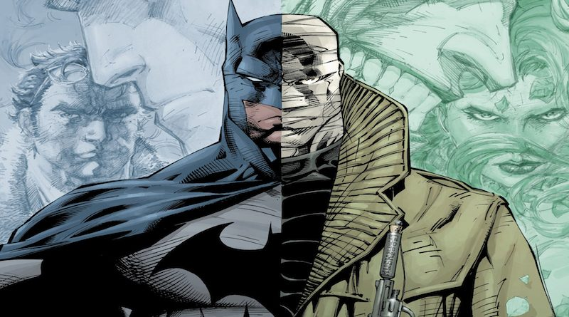 Batman Hush Review