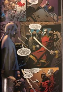 Batman Vs Ras al Ghul Private Casebook
