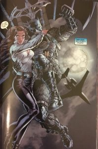 Batman and Talia in Hush