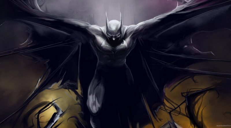Dark Batman Comics