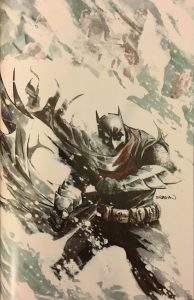 Dustin Nguyen Batman Suit of Sorrows