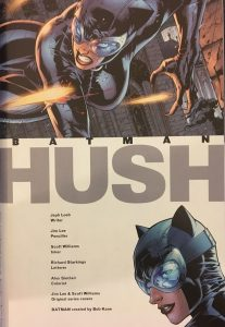 Hush Index