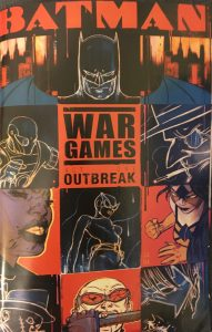 War Games Outbreak Cover