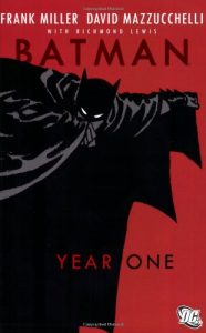 Year One Cover