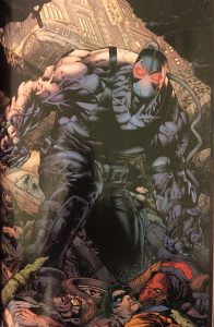 Bane in Full Venom