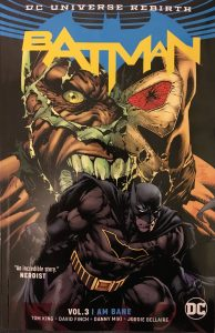 Batman Volume 3 I am Bane Cover