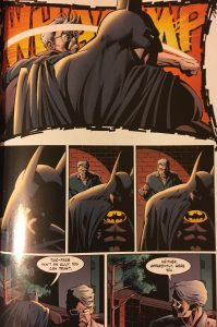 James Gordon Hits Batman No Mans Land Vol 2