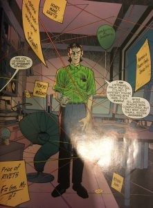 The Riddler Zero Year