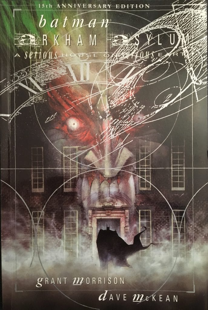 Arkham Asylum a Serious House on Serious Earth Cover Image