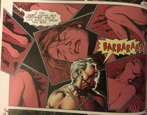 Barbara Gordon Raped By Joker?