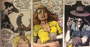 Barbara Gordon Tortured By Joker