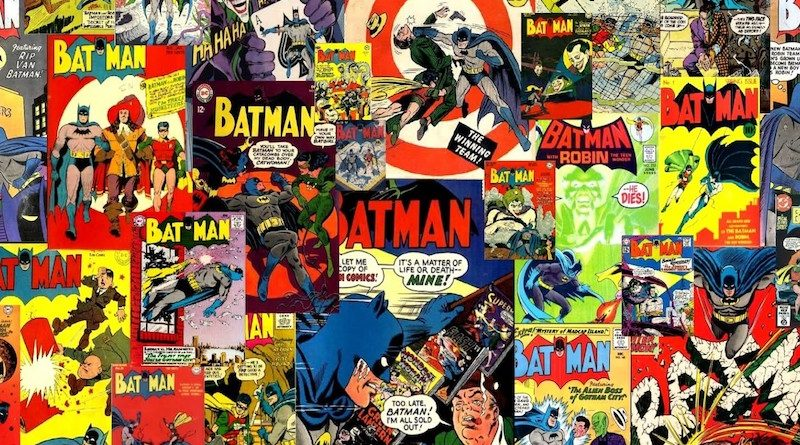 Batman Comic Series