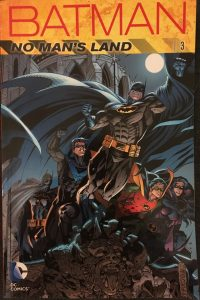 Batman No Man's Land Volume 3 Cover