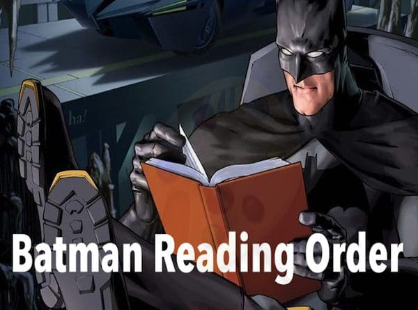 Batman Reading Order