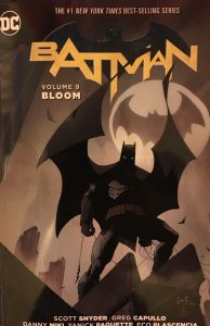 Batman Volume 9 Bloom Cover