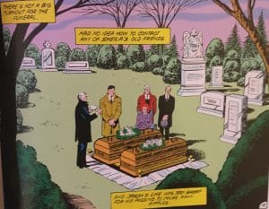 Jason Todd's Funeral