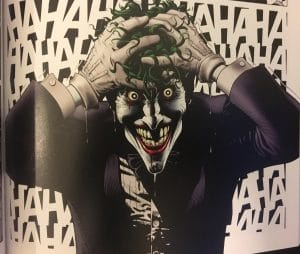 Joker Origin Goes Insane