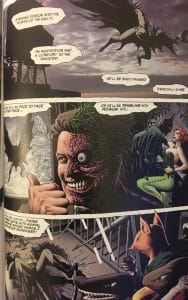 Two-Face Poison Ivy The Killing Joke
