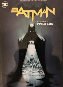 Batman: Volume 10 - Epilogue Cover