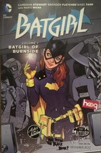 Batgirl Volume 1 Batgirl of Burnside Review