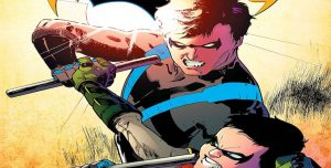 Nightwing Rebirth Nightwing Must Die Review