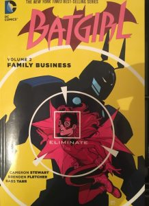 Batgirl Volume 2 Family Business Cover