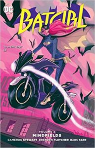 Batgirl Volume 3 Mindfields Cover
