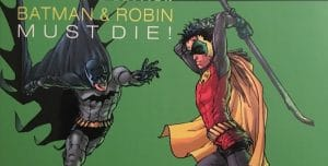 Batman & Robin Batman Must Die Review