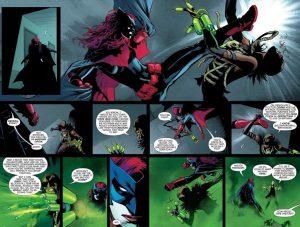 Victim Syndicate Batwoman
