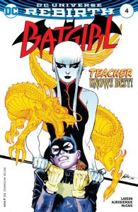 Batgirl Teacher