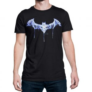 Batman Skeleton Symbol Shirt
