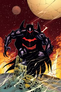 Hellbat Armor Forged
